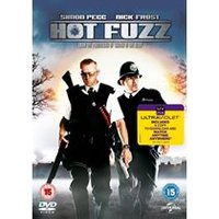 Hot Fuzz (DVD & UV Copy) - Limited Edition