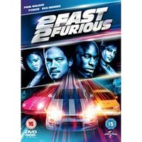 2 Fast, 2 Furious (DVD + UV Copy)