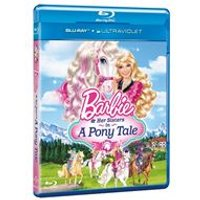 Barbie and Her Sisters in a Pony Tale (Blu-Ray + UV)