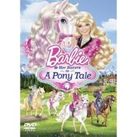 Barbie and Her Sisters in a Pony Tale (UV)