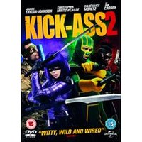 Kick-Ass 2 [DVD + UV Copy]