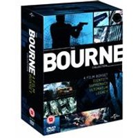 The Bourne Collection (With UV)