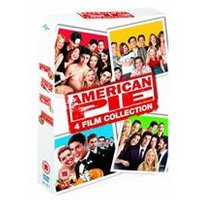 American Pie 4 Film Collection (With UV)