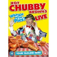 Roy Chubby Brown: Who Ate All the Pies - Live (2013)