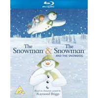 The Snowman / The Snowman and the Snowdog (Blu-ray)