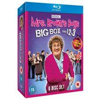 Mrs Browns Boys - Big Box Series 1-3 (Blu-Ray)