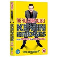 Kevin Bridges: The Full Story