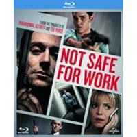Not Safe For Work [Blu-ray]