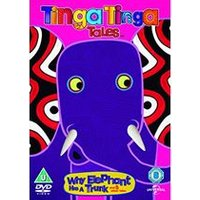 Tinga Tinga Tales - Why Elephant Has A Trunk