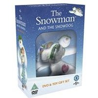 The Snowman And The Snowdog - DVD & Toy Gift Set