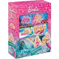 Barbie: The Mermaid Collection (2014)