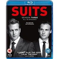 Suits: Season 3 (Blu-ray)