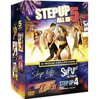 Step Up - 1-5 Box Set