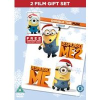 Despicable Me 1&2 with Christmas Ornament