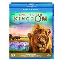 Enchanted Kingdom (3D Blu-ray)