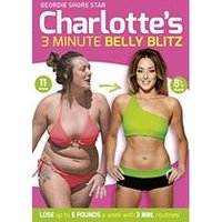 Charlotte Crosbys 3 Minute Belly Blitz