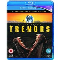 Tremors 25th Anniversary (with UV) (Blu-ray)