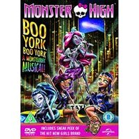 Monster High: Boo York! Boo York!