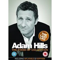 Adam Hills: Inflatable/Happyism [DVD]