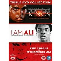 When We Were Kings/I Am Ali/The Trials of Muhammad Ali