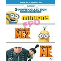 Despicable Me / Despicable Me 2 / Minions (Box Set) (Blu Ray)