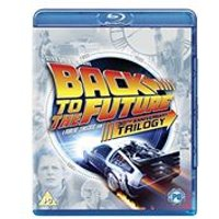 Back To The Future Trilogy (Box Set) (Blu-Ray)