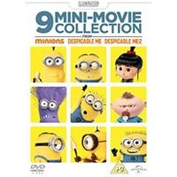9 Mini-Movie Collection From Minions, Despicable Me 1 & 2
