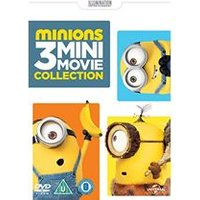 Minion Mini Movies (2015): 3 mini movies