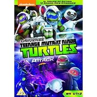 Teenage Mutant Ninja Turtles: Beyond The Known Universe & Intergalactic Attack (Season 4: Vols. 1 & 2