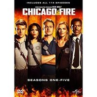 Chicago Fire: Seasons 1-5 (DVD)