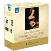 Dowland: Complete Lute Works (Music CD)