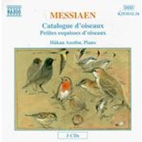Messiaen: Catalogue doiseaux