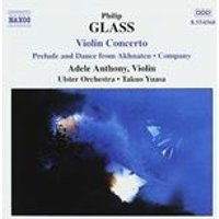 Philip Glass - Violin Concerto/Ulster Or/Yuasa (Music CD)