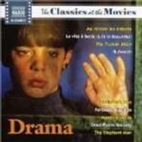 VARIOUS COMPOSERS - Classics At The Movies: Drama