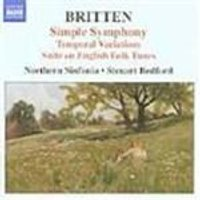 Britten: Simple Symphony; Suite on English Folk Tunes