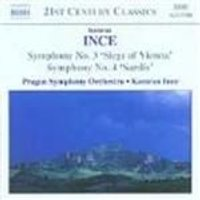 Ince: Symphonies Nos 3 and 4