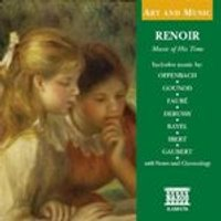 Various Artists - ART & MUSIC RENOIR