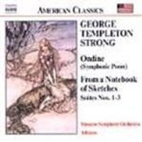Strong: Orchestral Works, Vol 3
