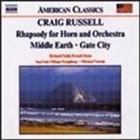 Russel: Rhapsody for Horn and Orchestra