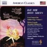 Great Songs of the Yiddish stage, Vol 2