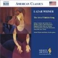 Weiner: (The) Art of Yiddish Song