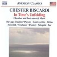 Chester Biscardi: In Times Unfolding (Music CD)