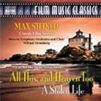 Max Steiner - MUSIC FOR BETTE DAVIS FILMS