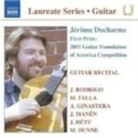 Jerome Ducharme - Guitar Recital