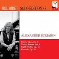 Idil Biret Solo Edition, Vol. 8 (Music CD)