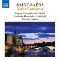 Saint-Sans: Violin Concertos Nos 1-3 (Music CD)
