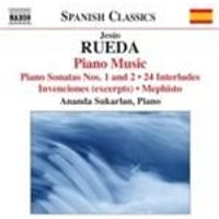 Rueda: Piano Music (Music CD)