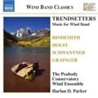 Trendsetters - Wind Band Works (Music CD)