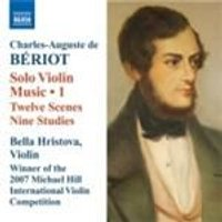 Beriot: Solo Violin Music Vol. 1 (Music CD)