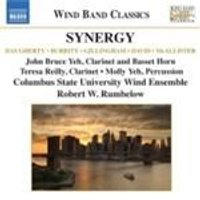 Synergy - Wind Band Works (Music CD)
